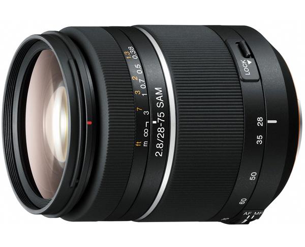 Sony AF 28-75 F2.8 SAM SAL2875