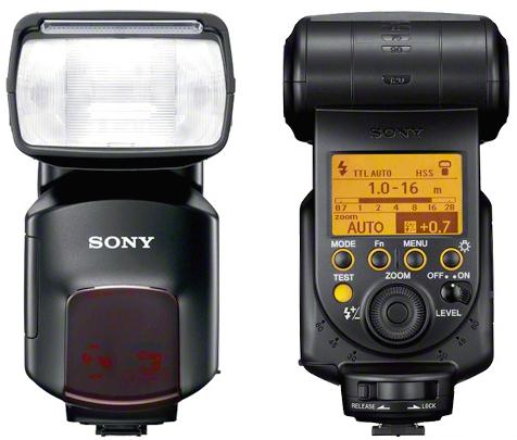Внешняя беспроводная вспышка Sony HVL-F60M