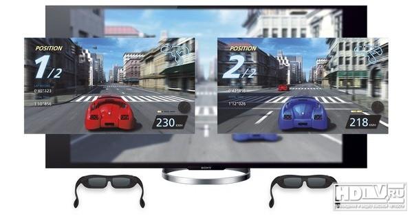 3D очки SimulView TDG-SV5P
