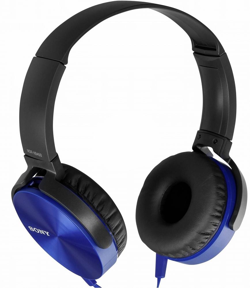 SonyMDR-XB450AP Blue