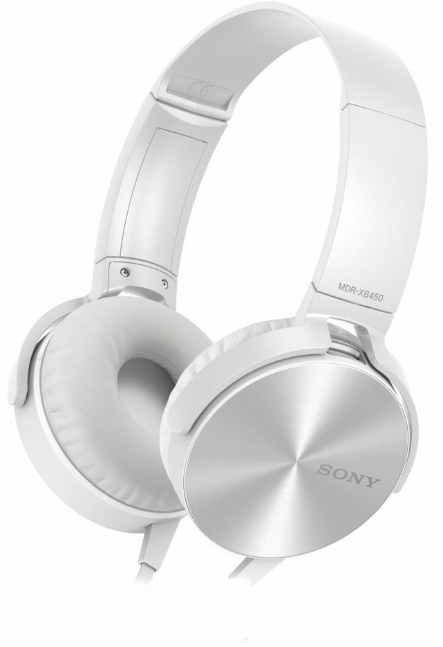 SonyMDR-XB450AP White