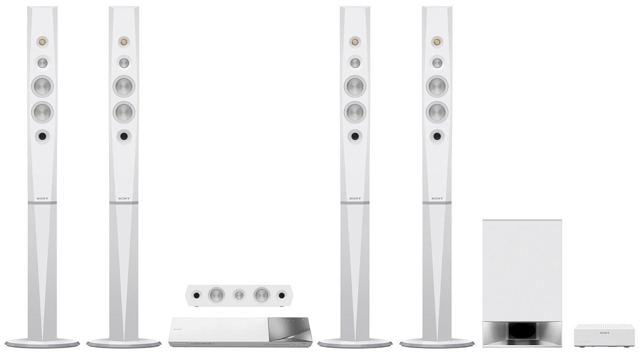 BDV-N9200W Белый с подсветкой