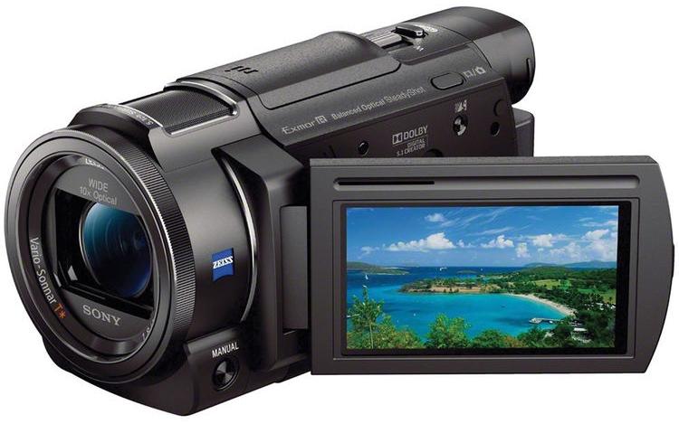 Видеокамера Handycam FDR-AX33