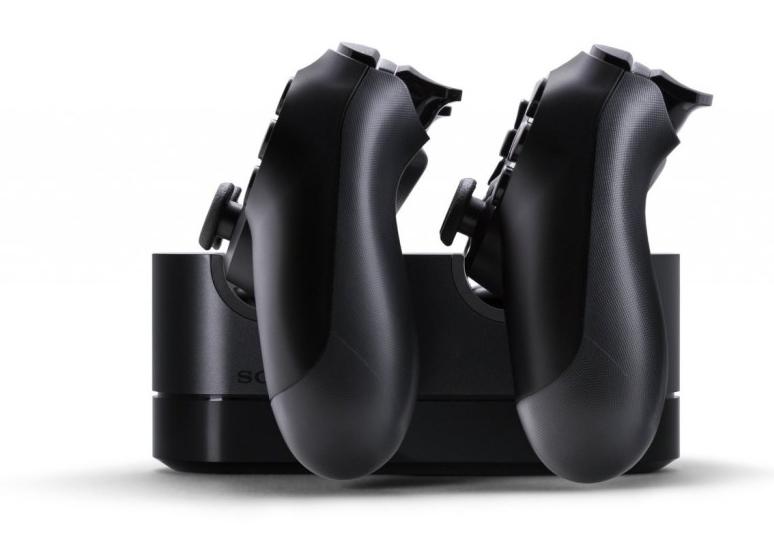 Аксессуар для игровой приставки PS4 Sony Зарядное устройство для DualShock 4 (CUHZDC1/E PS719230779)