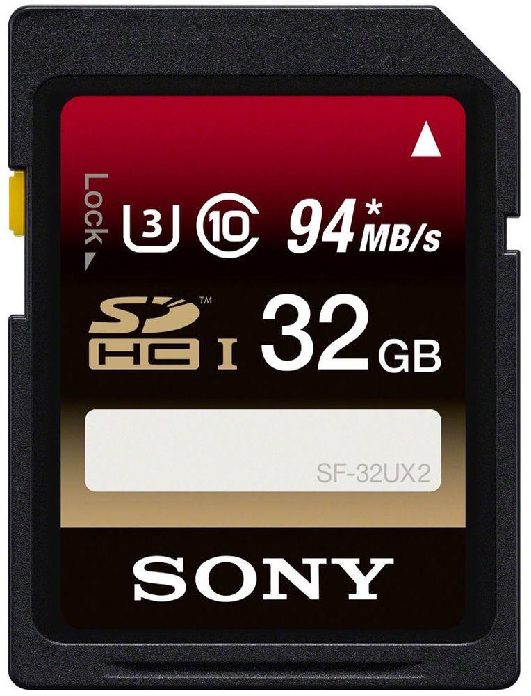 Sony SF-32UX - карта памяти