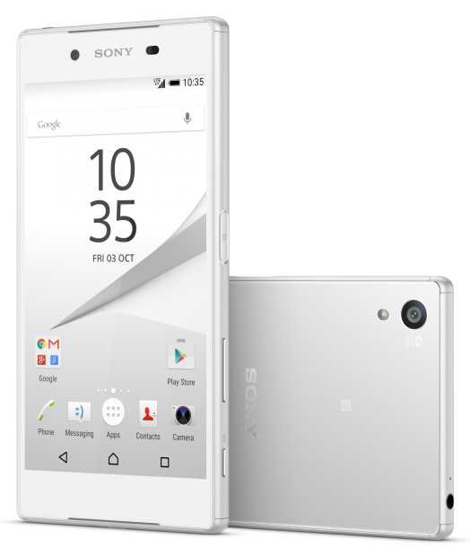 Смартфон Sony Xperia Z5, Белый