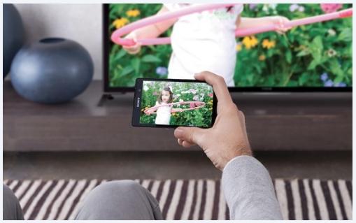 Ваш смартфон на большом экране