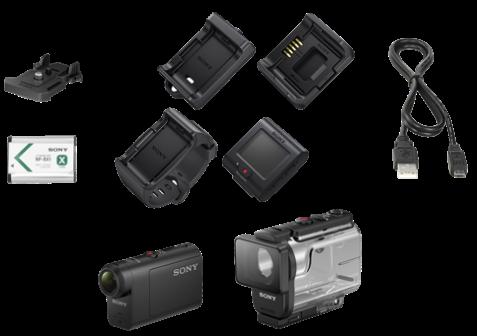 Комплектация камеры AS50R