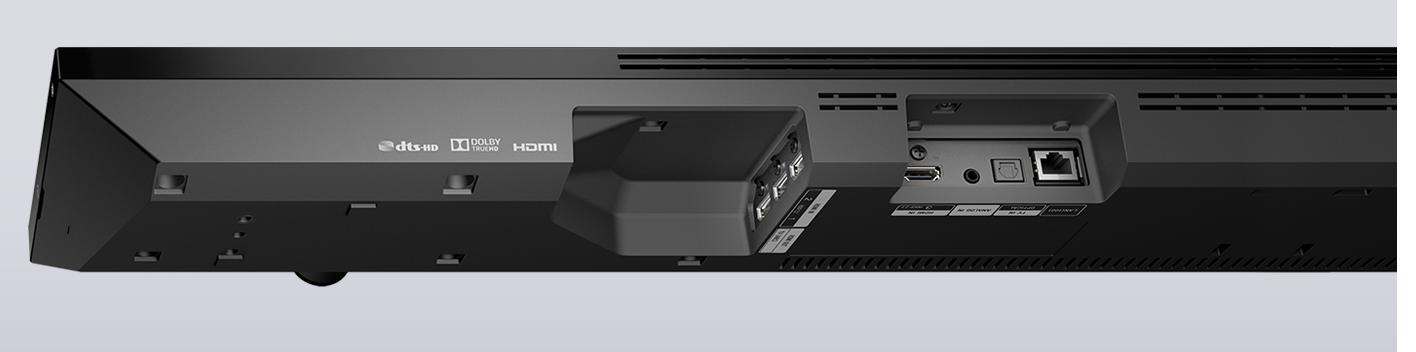 HDMI, USB и оптические порты