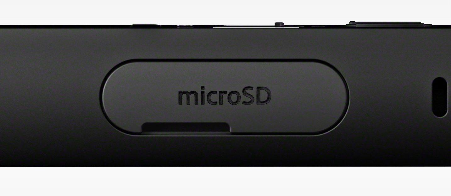MicroSD-разъем
