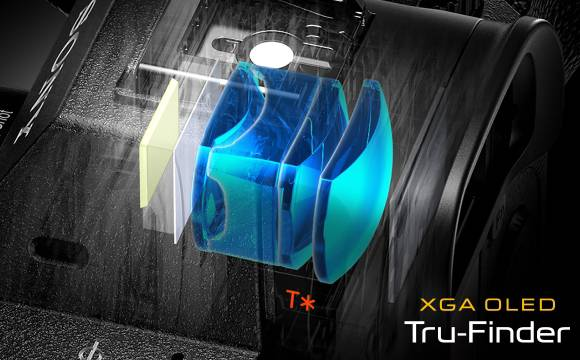 XGA OLED Tru-Finder