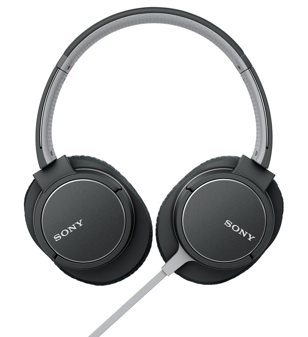 Наушники Sony MDR-ZX770AP, черные