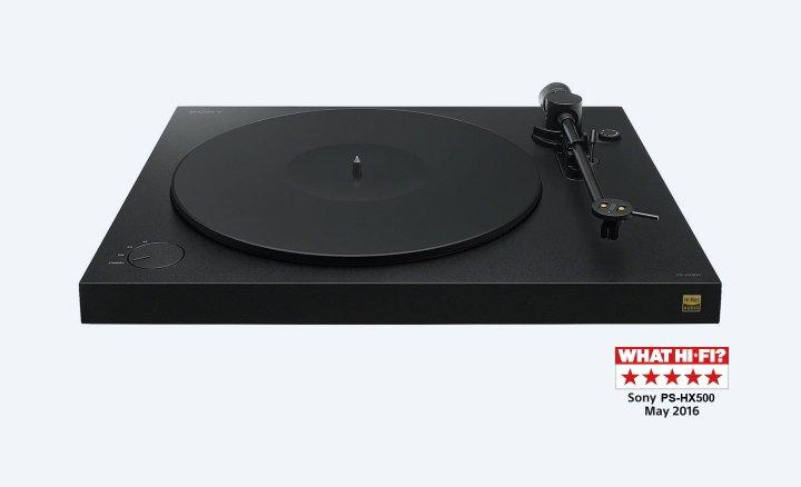 What Hi-Fi? дает PS-HX500 оценку 5 звезд