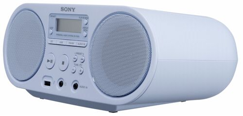 Sony ZS-PS50 Light blue