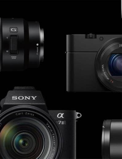 Sony l Фотогалерея.