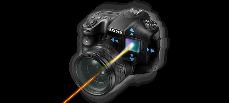 Встроенная система стабилизации изображения