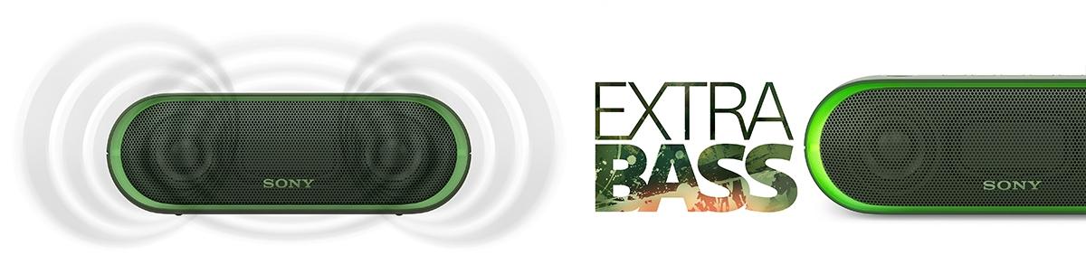 Sony SRS-XB20 EXTRA BASS™