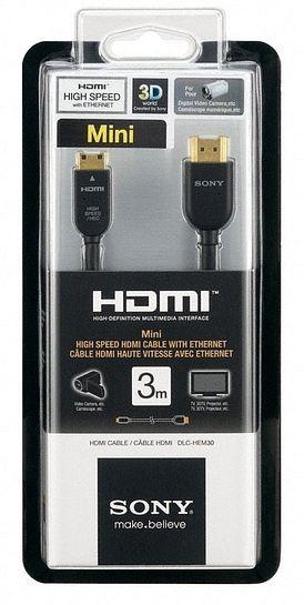 3-метр. кабель HDMI 1.4 Sony DLC-HEM30