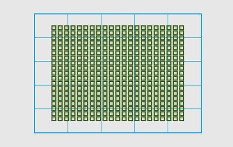 матрица оснащена 399 точками фазовой АФ в фокальной плоскости